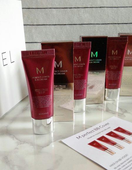 M Perfect Cover BB Cream 20ml