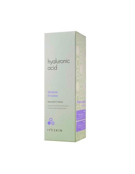 It's Skin Hyaluronic Acid Moisture Emulsion - kasvovoiteen pakkaus