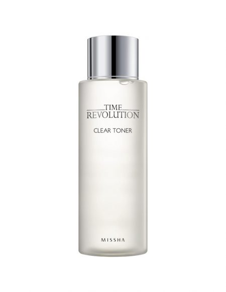 Missha Time Revolution Clear Toner -kasvovesi