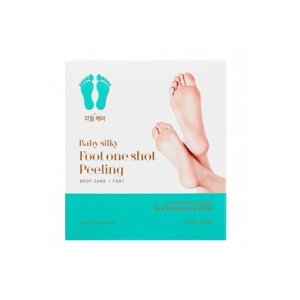 Baby Silky Foot One Shot Peeling -kuorintasukat