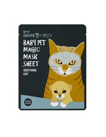 Baby Pet Magic Mask Sheet -Soothing Ca