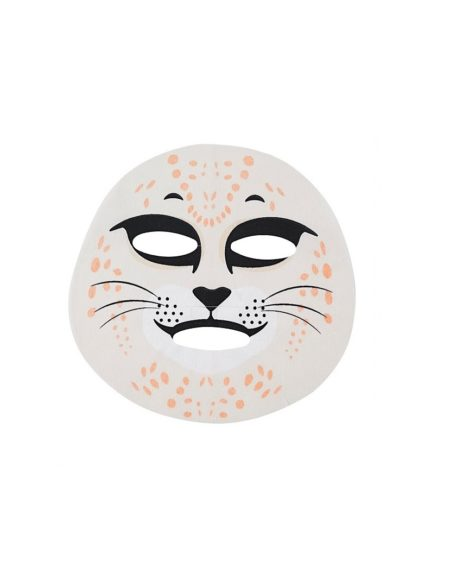 Baby Pet Magic Mask Sheet -Soothing Cat