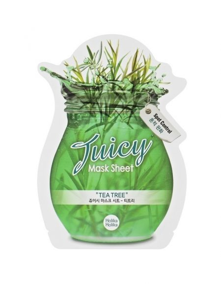 Holika Holika Juicy Mask Sheet Tea Tree