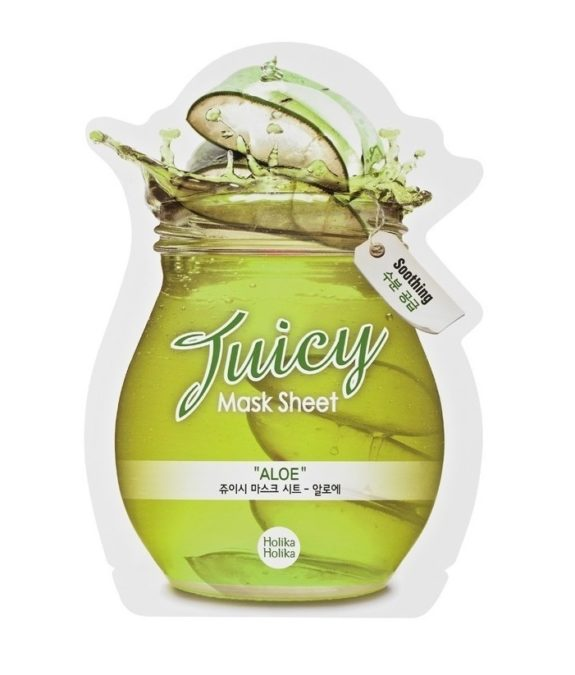 Juicy Mask Sheet Aloe
