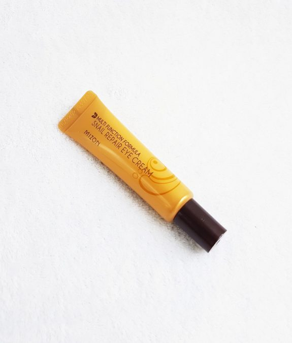 Mizon-Snail-Repair-Eye-Cream-tube-15ml