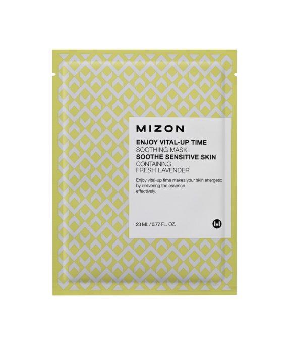 Mizon Enjoy Vital Up Timer Soothing Mask