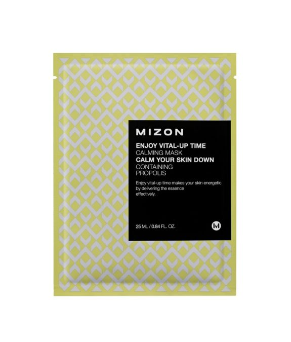 Mizon_Vital-Up_Time_Calming_Mask