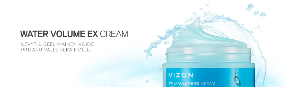 Water Volume EX Cream -kasvovoide