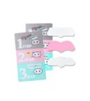 Pig Nose Clear Blackhead 3-Step Nose Pack -mustapäänaamio