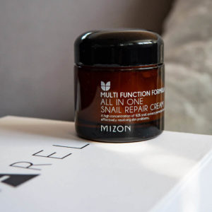 Mizon All In One Snail Repair Cream -kasvovoide