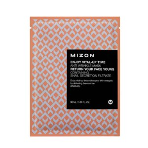 Mizon Vital-Up Time Anti-Wrinkle Mask