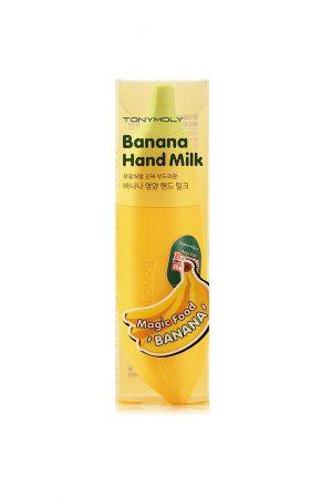 TonyMoly Banana Hand Milk -pakkaus