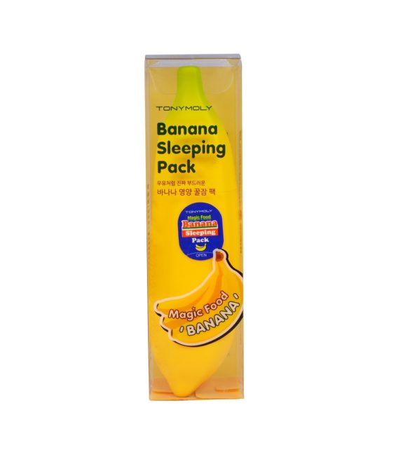 tonymoly_magic_food_banana_sleeping_pack