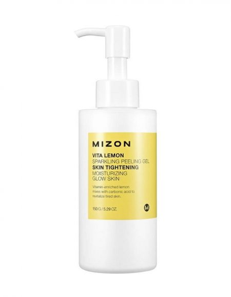 Mizon Vita Lemon Sparkling Peeling Gel