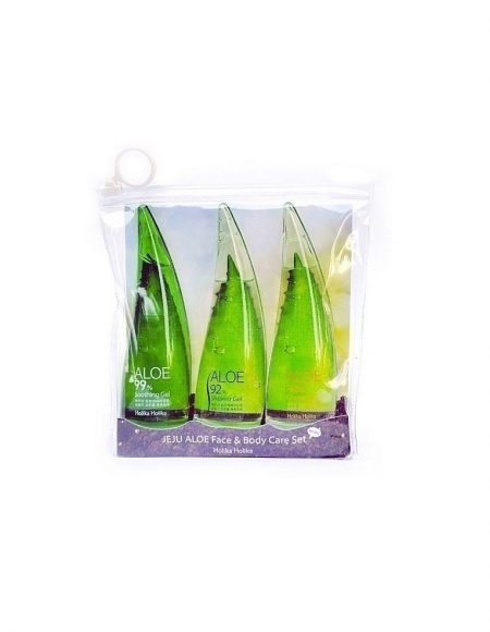 Jeju Aloe Face and Bodycare Set Holika Holika