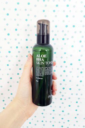 Benton Aloe BHA Skin Toner -kasvovesi