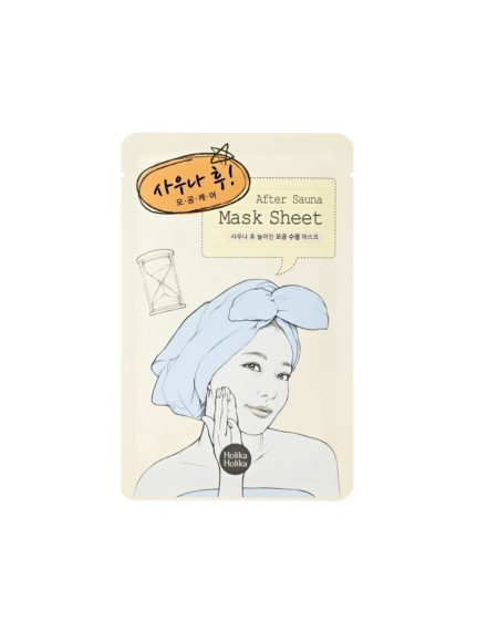 Holika Holika After Sauna Mask Sheet -kasvonaamio