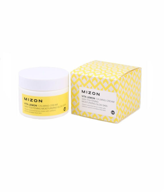 Mizon_Vita_Lemon_Calming_Cream_50ml