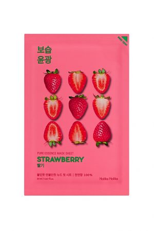 Pure Essence Mask Sheet Strawberry