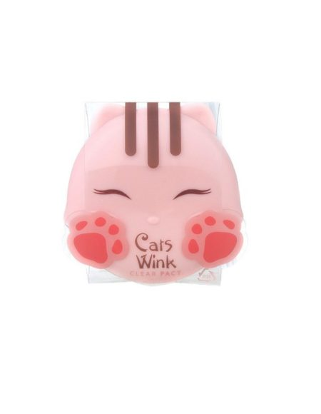 TonyMoly Cat's Wink Clear Pact 01 Clear Skin