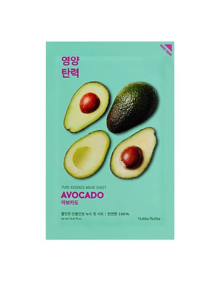 Holika Holika Pure Essence Mask Avocado