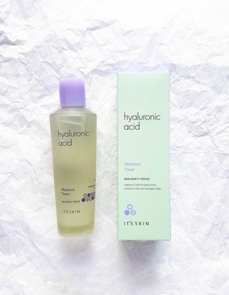 It's Skin Hyaluronic Acid Moisture Toner -kasvovesi