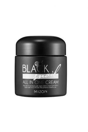 Mizon Black Snail All In One Cream -kasvovoide