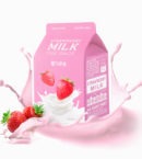 A'Pieu Strawberry Milk One-Pack