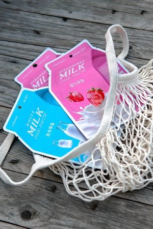 A'Pieu Milk One Pack Mask Strawberry