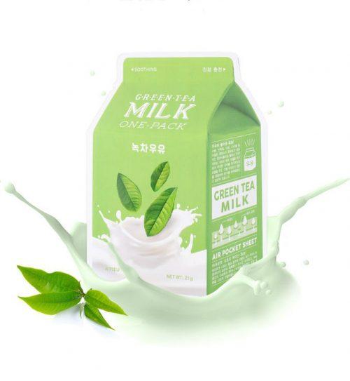 Apieu-green-tea-milk-one-pack