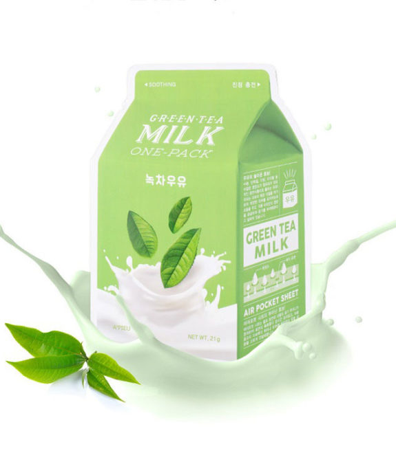 Apieu-green-tea-milk-one-pack