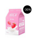 Strawberry Milk One Pack Mask