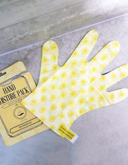 Hand Moisture Pack -käsinaamio