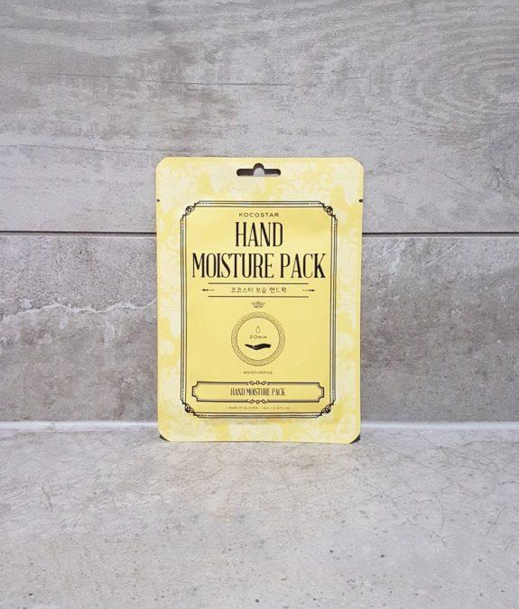 KOCOSTAR Hand Moisture Pack -käsihoitonaamio