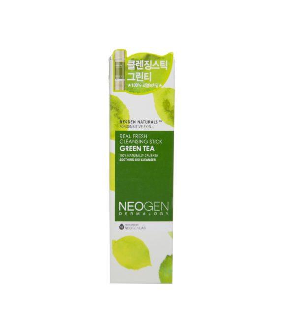 Neogen-Dermalogy-Real-Fresh-Green-Tea-Cleansing-Stick-pakkaus