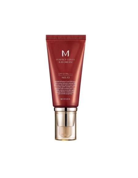 Missha M Perfect Cover BB Cream #13