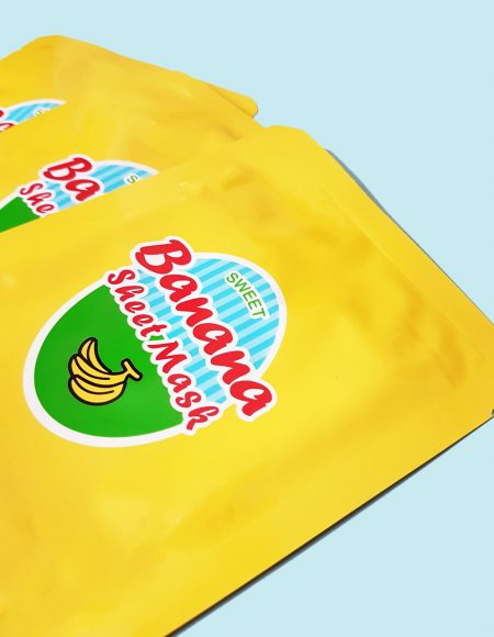 A'Pieu Sweet Banana Sheet Mask 3 kpl
