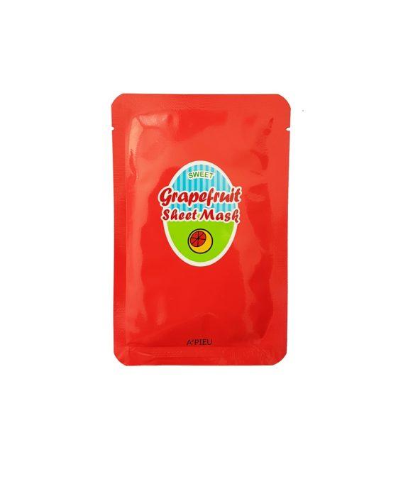 APieu-Sweet-Grapefruit-Sheet-Mask