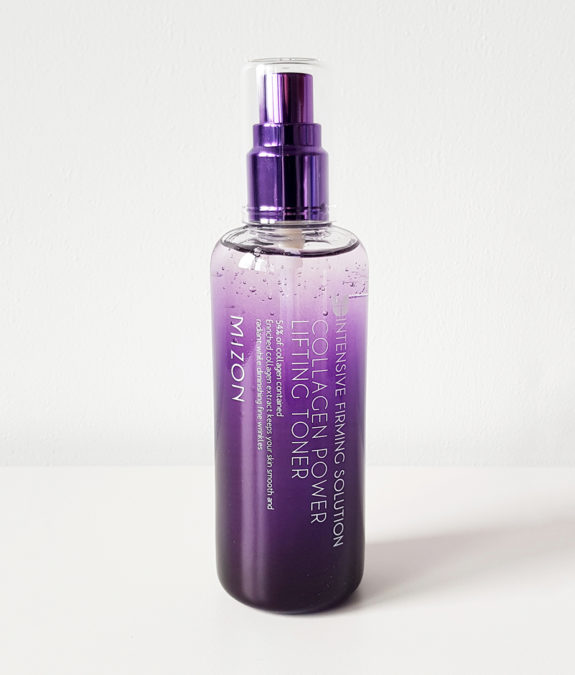 MIZON Collagen Power Lifting Toner 1