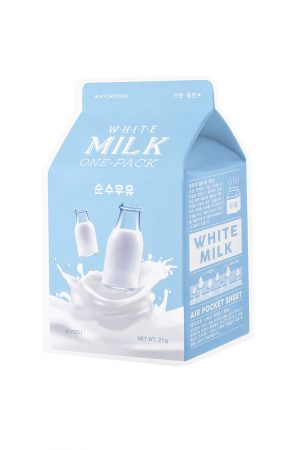 A'Pieu White Milk One Pack