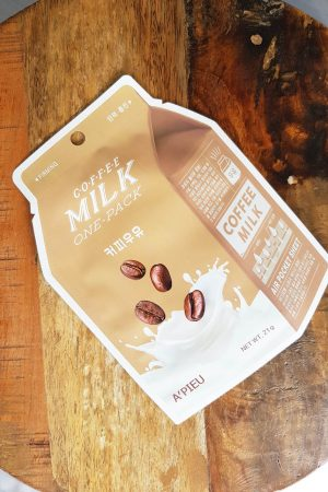 A'Pieu Coffee Milk One Pack Mask