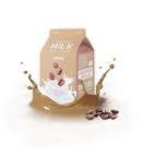 A'Pieu Coffee Milk One pack -kasvonaamio