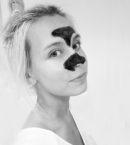 SG Black Mask -mustapääanaamio - Bearel