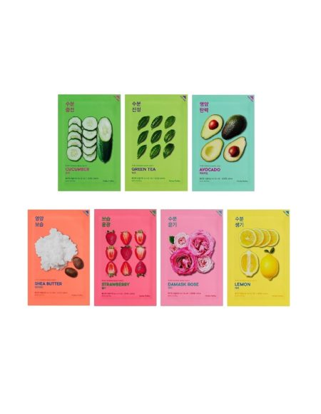 Pure Essence Mask Set 7kpl