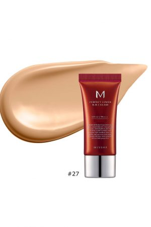 Missha M Perfect Cover BB Cream #27 Honey Beige