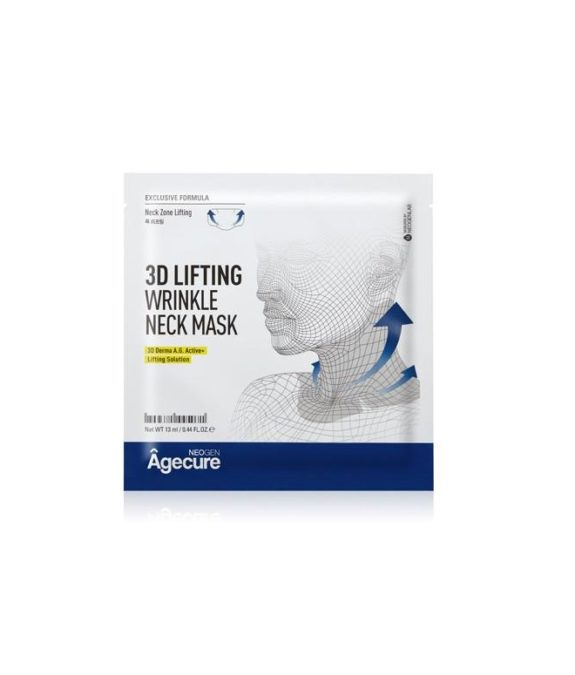 Agecure 3D Lifting Wrinkle Neck Mask