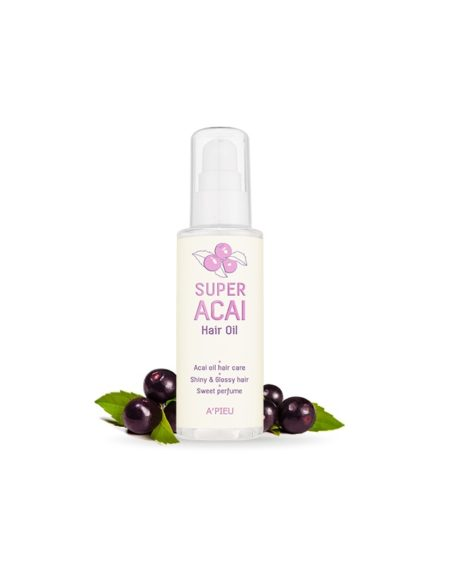 A'Pieu Super Acai Hair Oil -hiusöljy