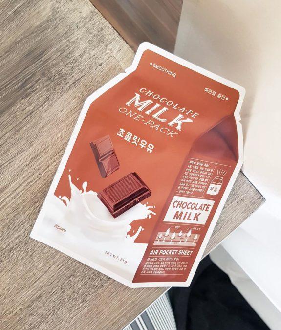APieu Chocolate Milk One Pack – Bearel