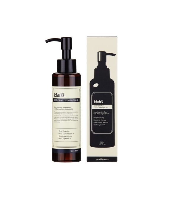 Klairs-Gentle-Black-Deep-Cleansing-Oil-1