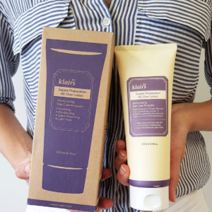 Klairs Supple Preparation All-Over Lotion -voide